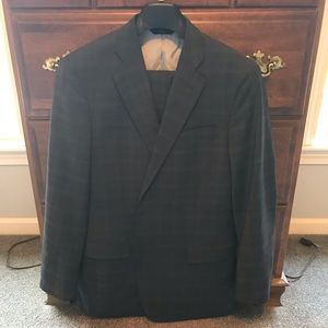 Brooks Brothers 346 Explorer suit Fitzgerald Fit
